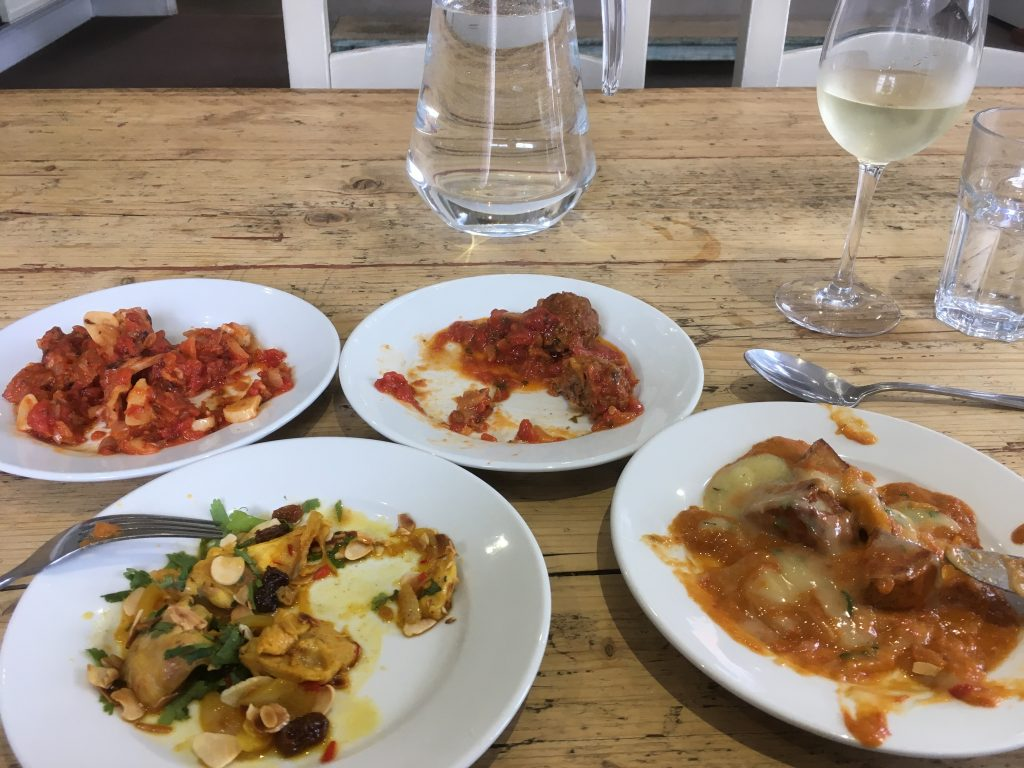 Tapas and the Edwardians